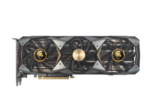 MANLI GeForce RTX 2080Ti Gallardo with RGB Lights (F398G+N504-00)